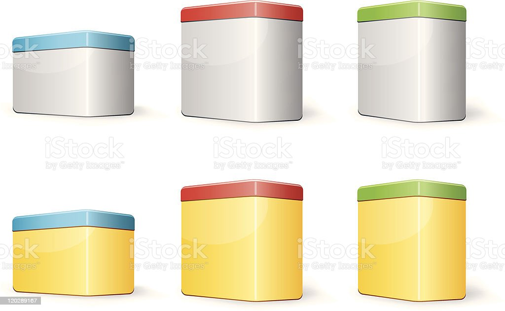 Rectangular boxes royalty-free rectangular boxes stock vector art & more images of blank