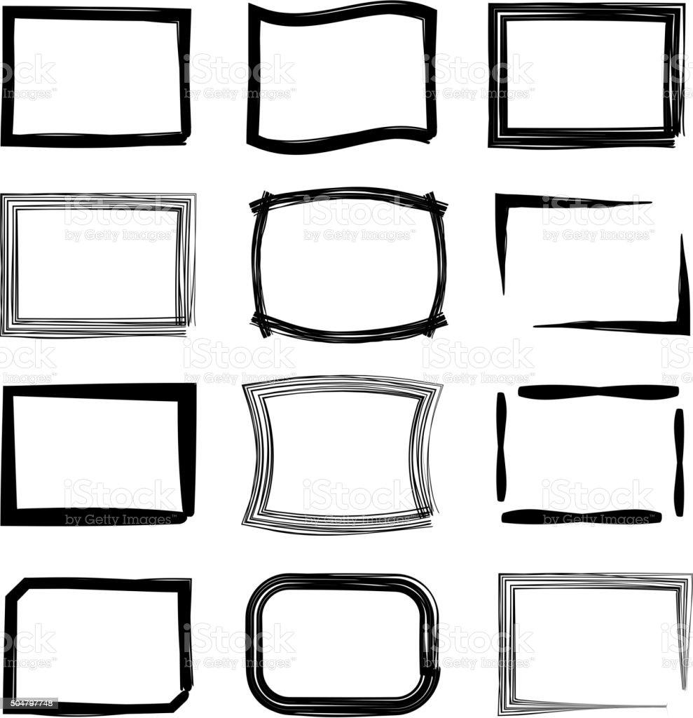 Niedlich Metallschrauben Framing Galerie - Benutzerdefinierte ...