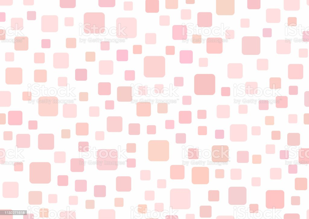 rectangular template with squares simple girly background vector id1132271518