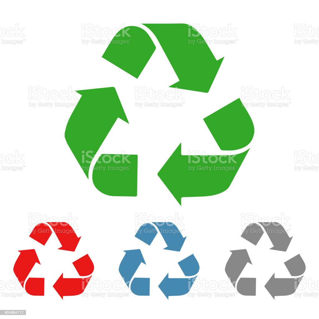 Recycle Icon Free Recycle Icon Vectors Free Icon Recycling 14781
