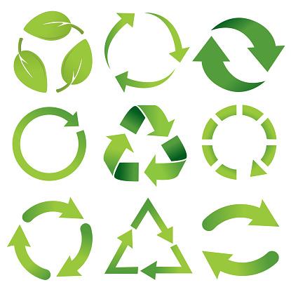 Recycle Set Icon