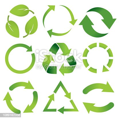 Recycle Set Icon