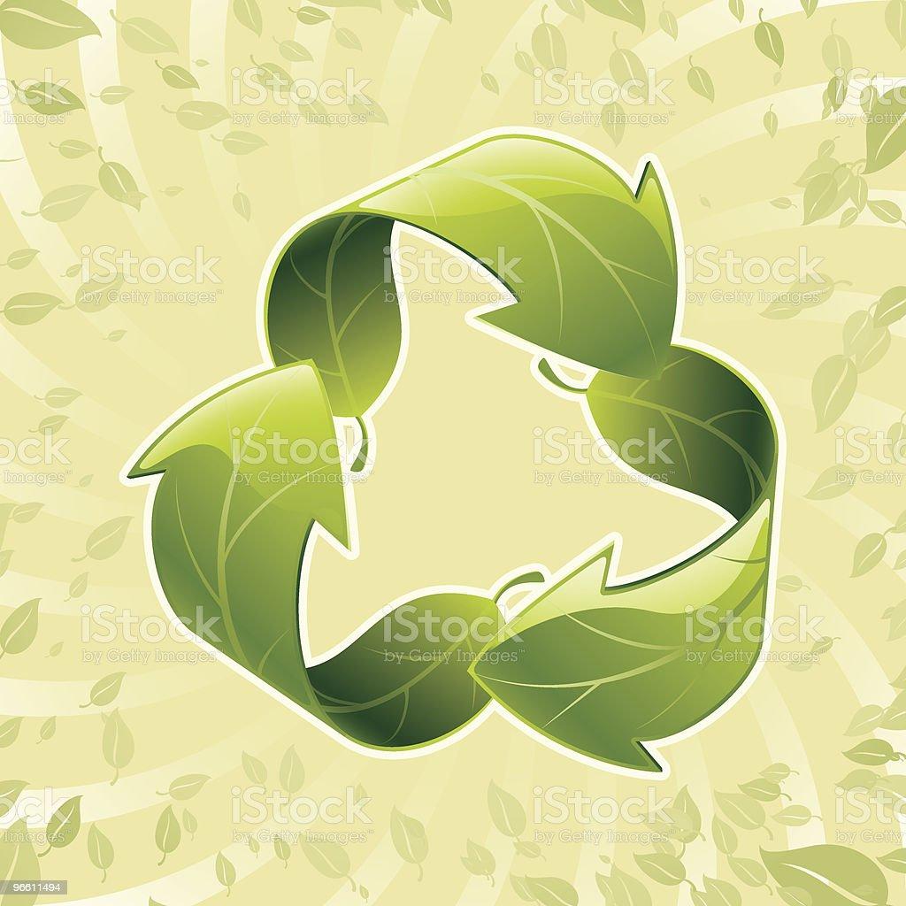 recycle - Royaltyfri Datorgrafik vektorgrafik