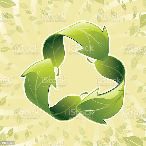Recycle-vektorgrafik och fler bilder på Datorgrafik