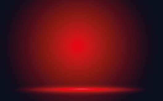 Red abstract background, Abstract luxury Red background Valentine layout design, studio, room, web template, business report with smooth circle gradient color.