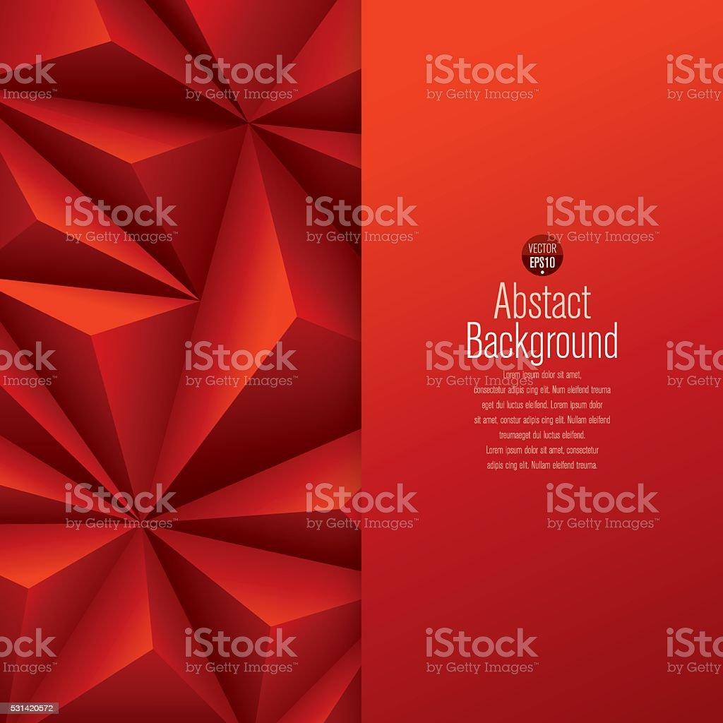 Astratto Sfondo Vettoriale Rosso Immagini Vettoriali Stock E Altre