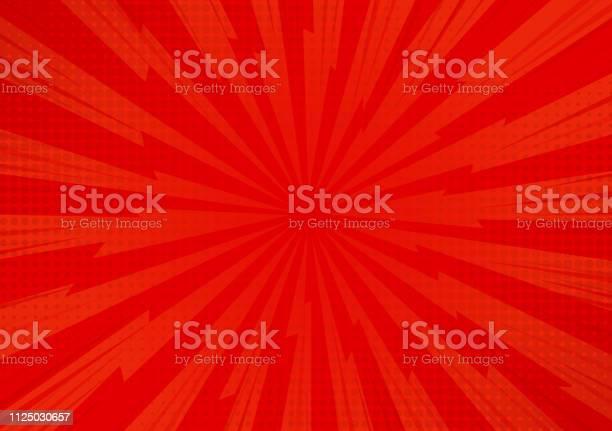 Red abstract comic cartoon sunlight background vector illustration vector id1125030657?b=1&k=6&m=1125030657&s=612x612&h=jvjqvajmwpqofzbhgbo1qrazaibpeitqhoritaa7dte=
