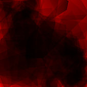 red abstract technology background.(ai eps10 with transparency effect)