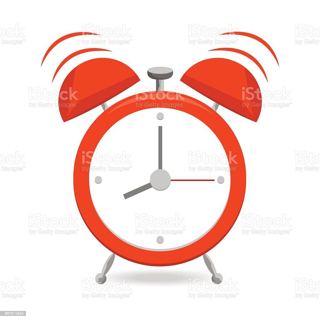 royalty free alarm clock clip art vector images illustrations rh istockphoto com Alarm Clock Going Off digital alarm clock clip art