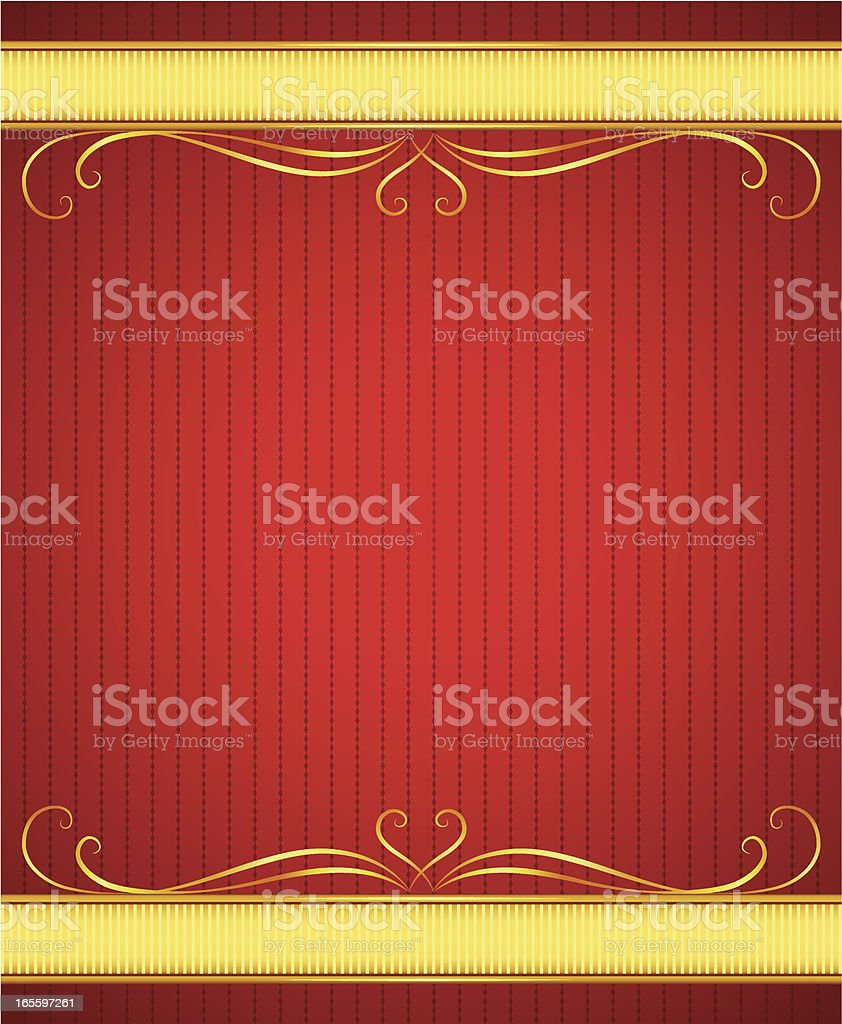 Red and golden background royalty-free red and golden background stock vector art & more images of abstract