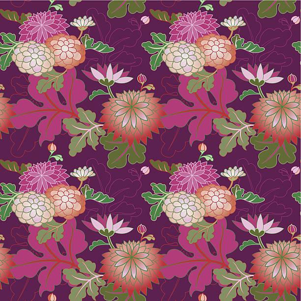 Kimono Pattern Vector Art Graphics Freevector Com