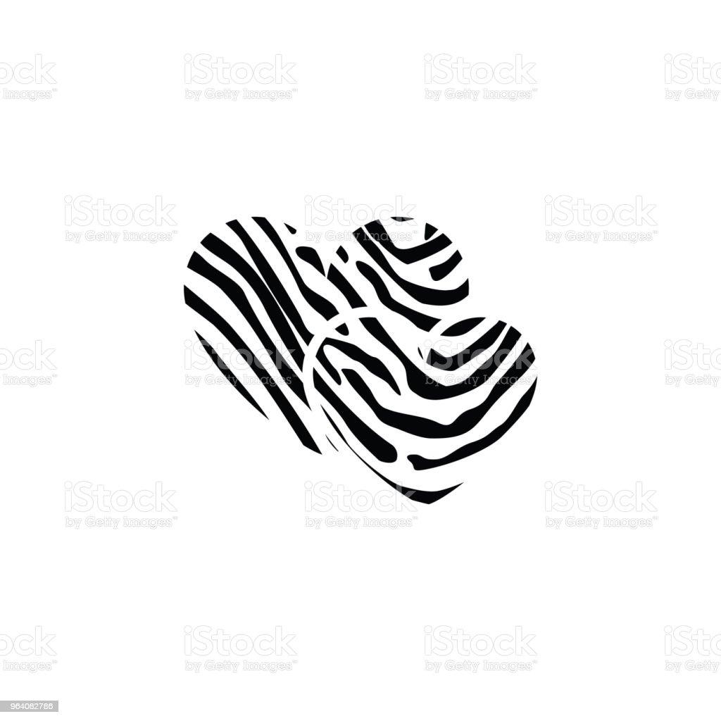 赤と白の愛ベクトル テンプレート デザイン - お祝いのロイヤリティフリーベクトルアート