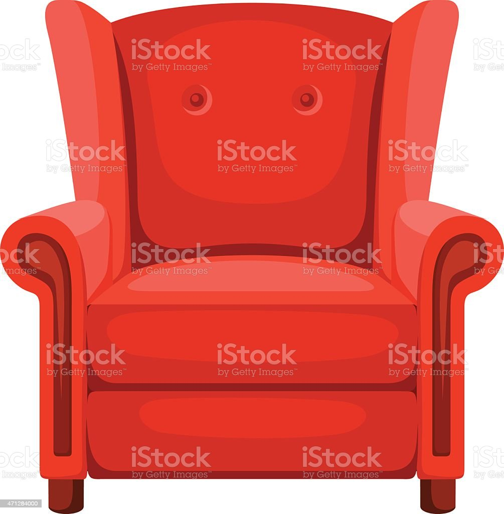 Lounge Chair Clip Art Vector Images Amp Illustrations Istock