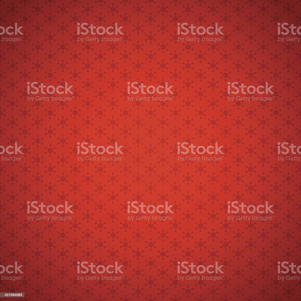 Sfondo Rosso Con Fiocchi Di Neve Immagini Vettoriali Stock E Altre