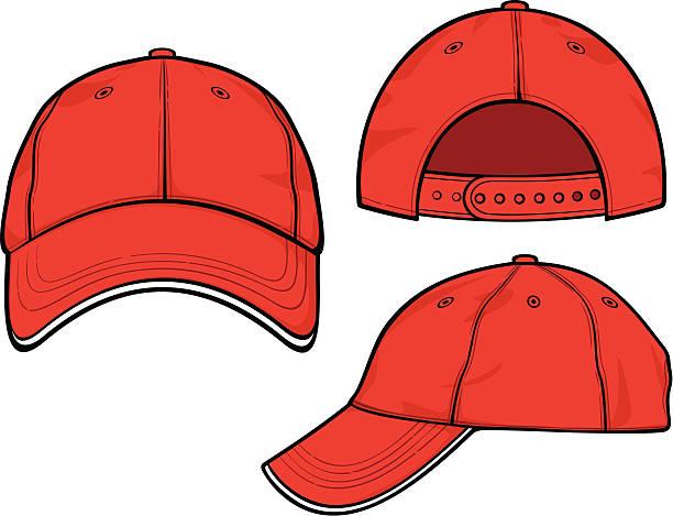 34bbf909bc18a Best Baseball Cap Illustrations, Royalty-Free Vector Graphics & Clip ...