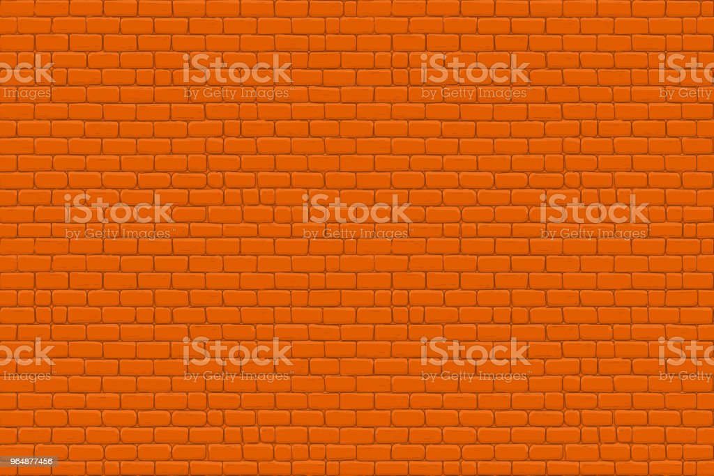 Red bricks wall. Seamless pattern background royalty-free red bricks wall seamless pattern background stock vector art & more images of abstract