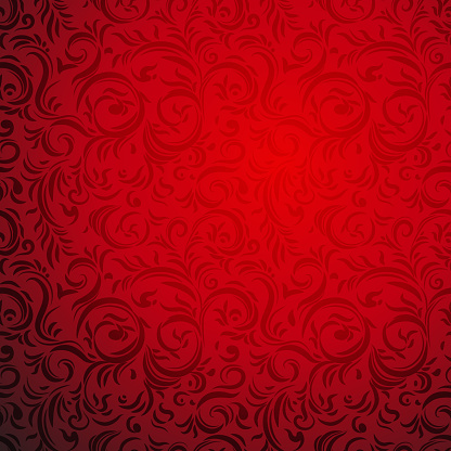 Red bright background