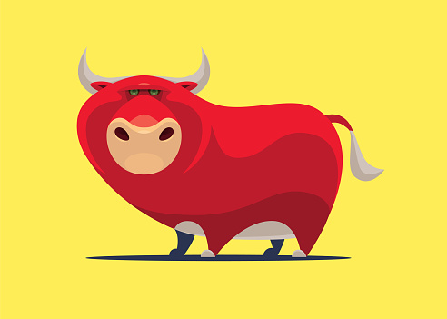 red bull character