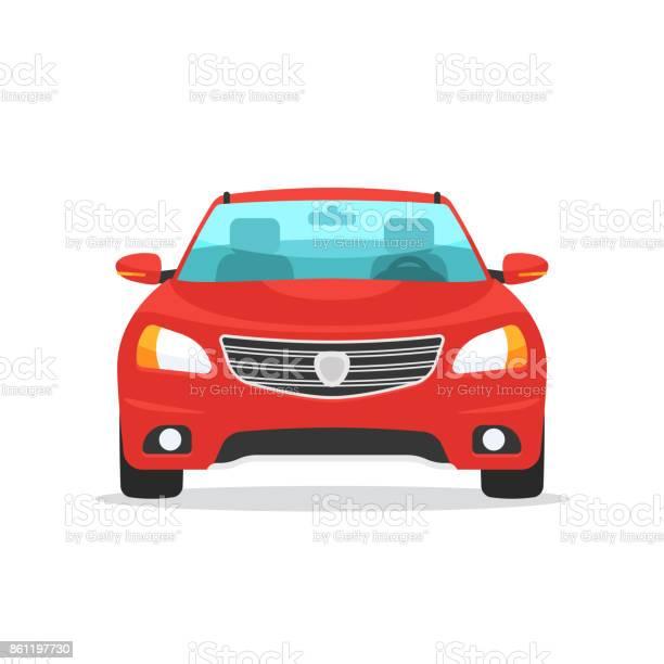 Red car front view vector id861197730?b=1&k=6&m=861197730&s=612x612&h=m4v 7ewldyxuxhkt4fykia qbpsiima9dlud8hmlpkw=