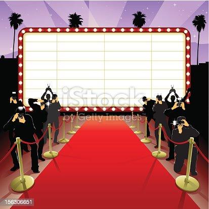 istock Red Carpet 156306651