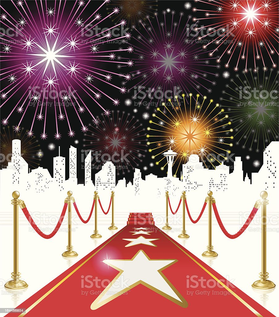 Red Carpet royalty-free red carpet stock vector art & more images of arts culture and entertainment