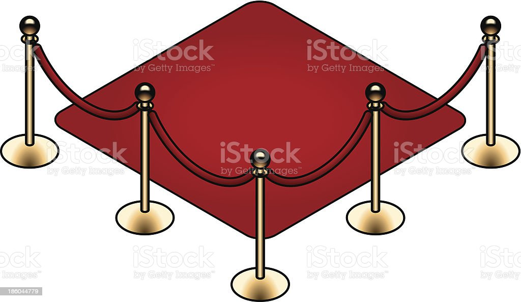 Red Carpet royalty-free red carpet stock vector art & more images of carpet - decor