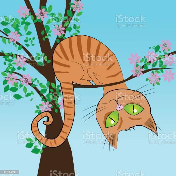 Red cat in a tree vector id667908912?b=1&k=6&m=667908912&s=612x612&h=bpshm ogymtmtfvxi7uuw6b n0hmzyhmvitl5bk3p7w=