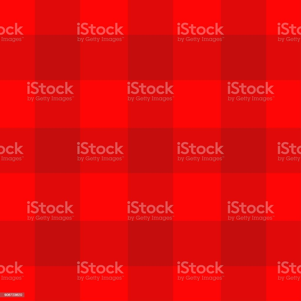 red checkered pattern tablecloth background plaid fabric texture