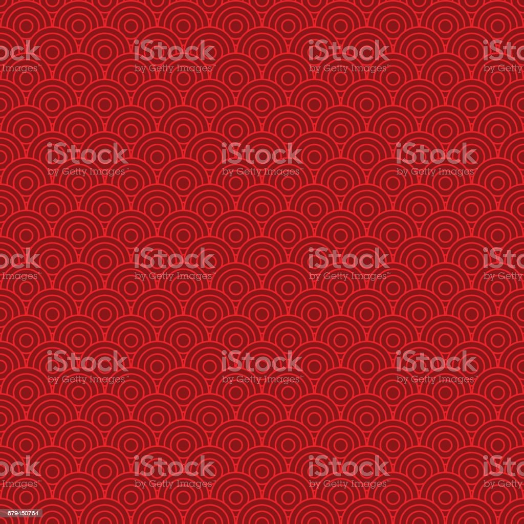 Red Chinese background pattern seamless, vector illustration royalty-free red chinese background pattern seamless vector illustration stock vector art & more images of abstract