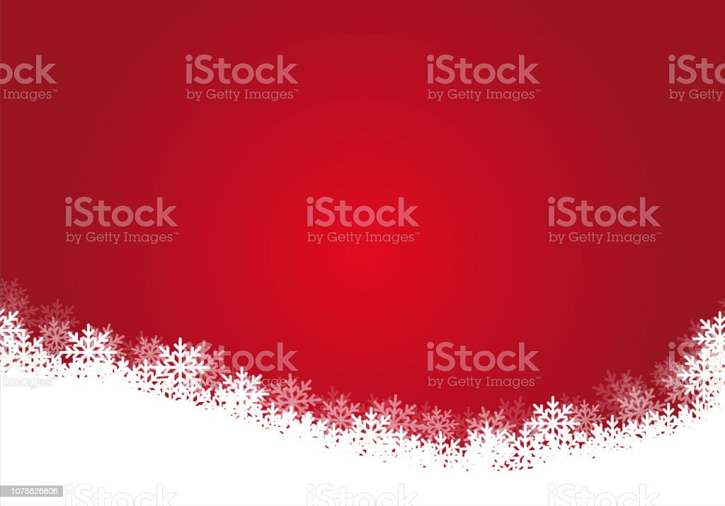 Red christmas background, illustration. royalty-free red christmas background illustration stock illustration - download image now