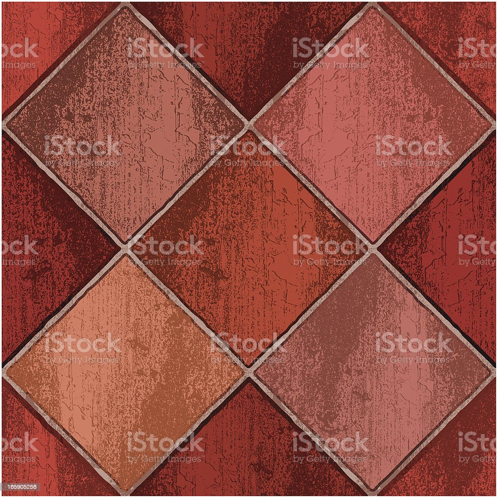 red clay floor tiles royalty-free red clay floor tiles stock vector art & more images of architectural feature