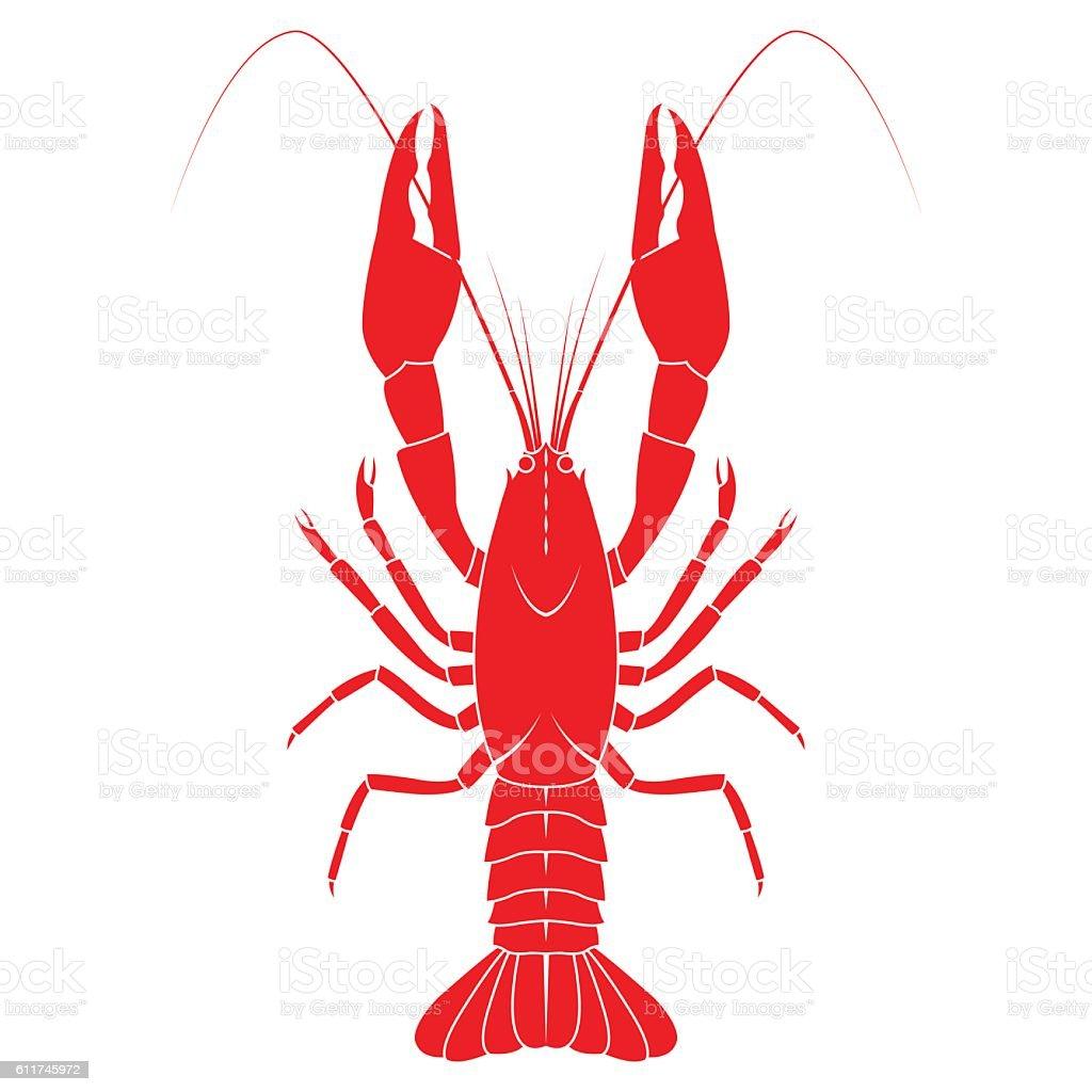 royalty free crawfish clip art vector images illustrations istock rh istockphoto com cartoon crawfish clip art free cartoon crawfish clip art free