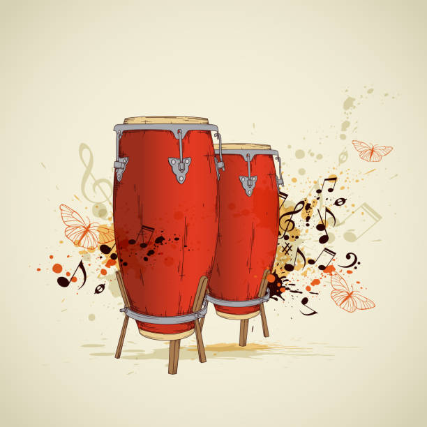 Royalty Free Conga Clip Art, Vector Images & Illustrations ...