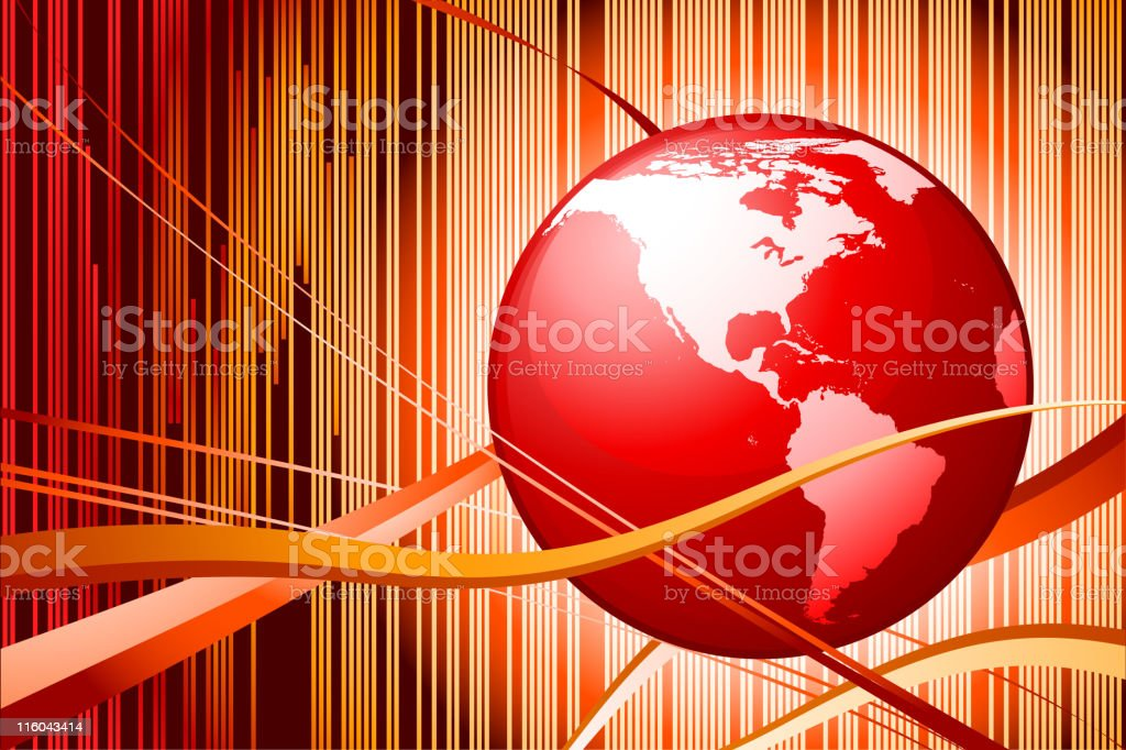 Red Earth Background royalty-free red earth background stock vector art & more images of abstract