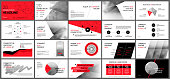 Elements for infographics and presentation templates. Use in presentation, flyer and leaflet, corporate report, marketing, advertising, annual report, banner.