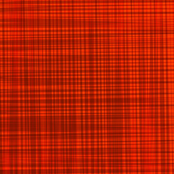 red fabric texture background red fabric texture background.(ai eps10 with transparency effect) tartan pattern stock illustrations