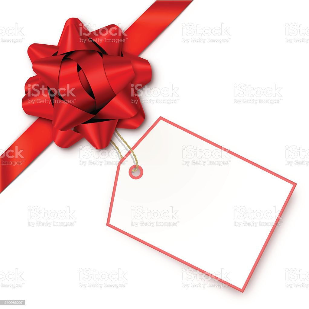 royalty free gift tag clip art vector images illustrations istock rh istockphoto com gift tag clip art christmas christmas gift tag clip art