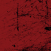 Grunge Red Texture For your Design. Empty Distressed Background. EPs10 vector.