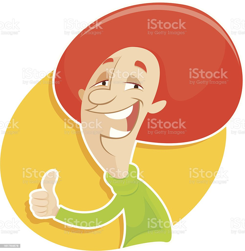 Red haired man royalty-free red haired man stock vector art & more images of adult