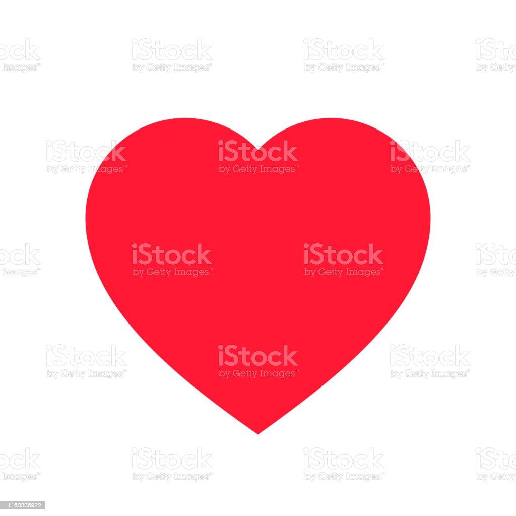Herz symbol mit app Frage mit