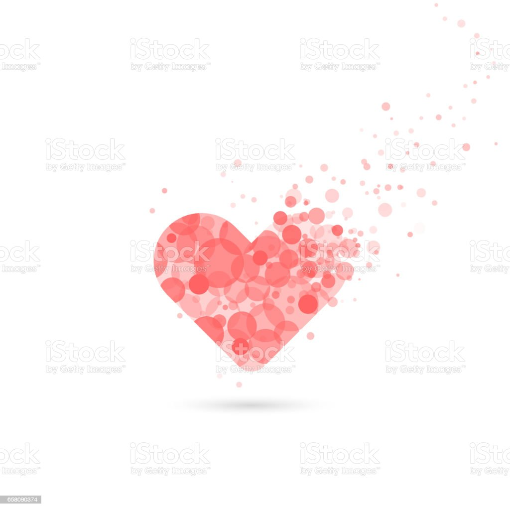 Red heart icon.Valentine day card with hearts frame vector background.Hearts Valentine day or Wedding vector background royalty-free red heart iconvalentine day card with hearts frame vector backgroundhearts valentine day or wedding vector background stock vector art & more images of abstract