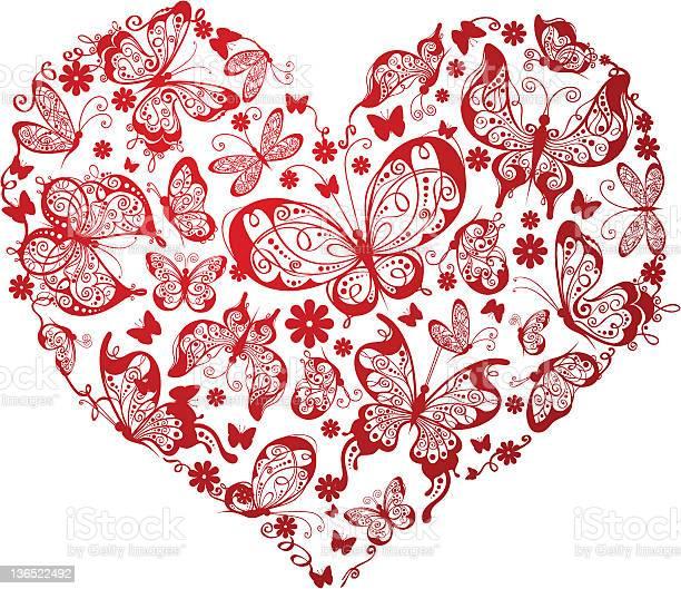Red heart of butterflies vector id136522492?b=1&k=6&m=136522492&s=612x612&h=ldqa5icgu9brhcwqudvceu1oaln0bi3t2opj9ere3pu=
