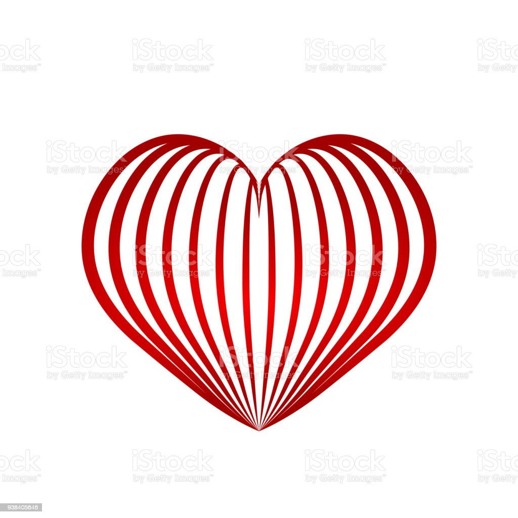 Red heart symbol love from ribbon stock vector illustration stock red heart symbol love from ribbon stock vector illustration royalty free red heart symbol biocorpaavc Gallery