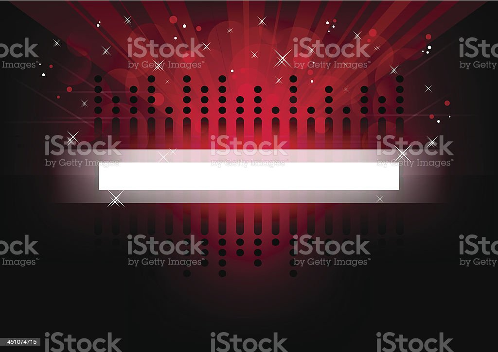 Red horizontal music background. royalty-free red horizontal music background stock vector art & more images of abstract