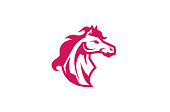 Red Horse Logo