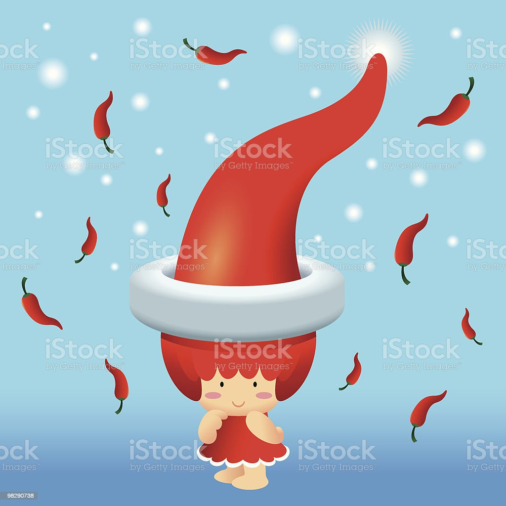 Red Hot Chilly Christmas royalty-free red hot chilly christmas stock vector art & more images of baby