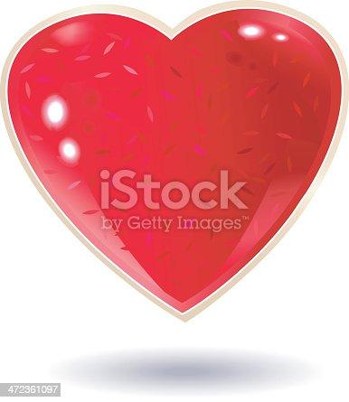istock red jewelry heart with confettiglister (I). 472361097