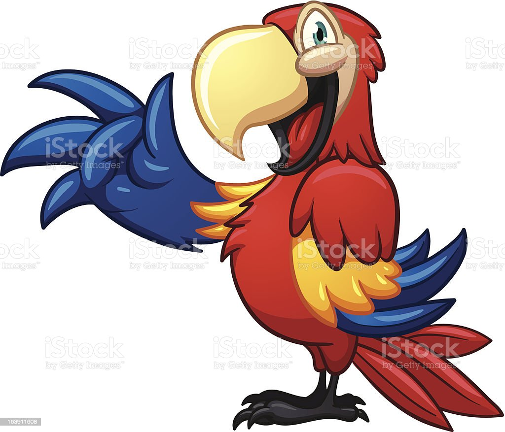 Red macaw royalty-free red macaw stock vector art & more images of animal