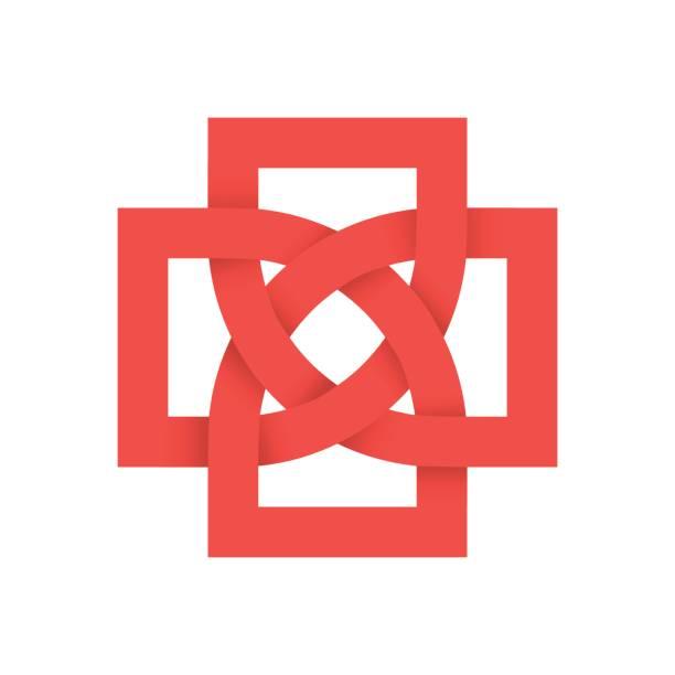 rode medische cross pictogram conceptvectorkunst illustratie