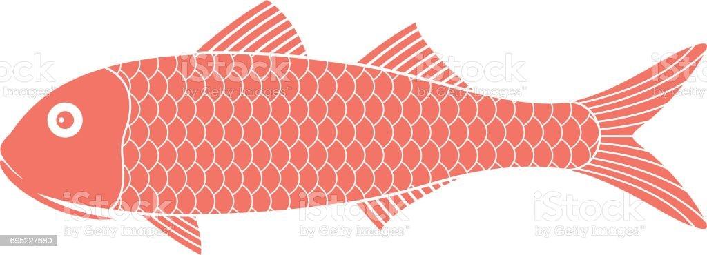 royalty free mullet fish clip art vector images illustrations rh istockphoto com Mullet Silhouette Mullet Hair Clip Art